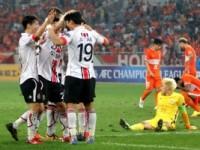 亚冠-蒙蒂略头槌德扬献助攻 鲁能1-1首尔遭淘汰