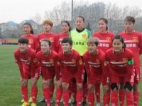 河北华夏幸福女超首秀 0-0平天津汇森