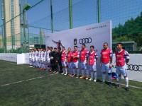 索福德助力 河北足球网携手海之友足球俱乐部参与国际冠军杯球迷赛