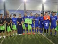 京津冀足球超级联赛保定诺澜帕特杯比赛圆满结束