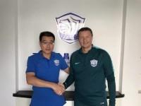 永昌官宣:彼得·卡丘罗正式上任预备队教练
