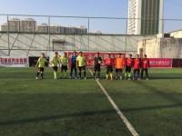 无线电管理杯进入第二轮争夺 业余足球赛事如火如荼