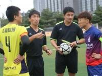 2017京津冀足球超级联赛燕郊开战 12支队伍完成首秀