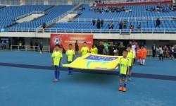 京津冀超级联赛总决赛国家奥体中心开战 北京渝隆码头成功卫冕