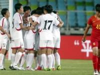 永川四国赛 刘杉杉首发献助攻 中国女足1-2惜败朝鲜