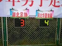"""U14锦标赛 从""""头""""做起 河北华夏幸福晋级四强"""