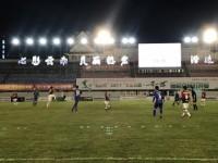"""""""七彩云南·一带一路""""国际足球公开赛第二轮 河北精英3-1泰国警察TERO"""