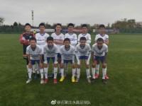 U14锦标赛:石家庄永昌遭逆转 1-2不敌青岛