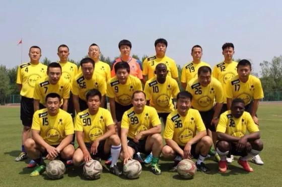 铁子帮河北省冠军赛球队风采展示-承德金山岭万华足球俱乐部