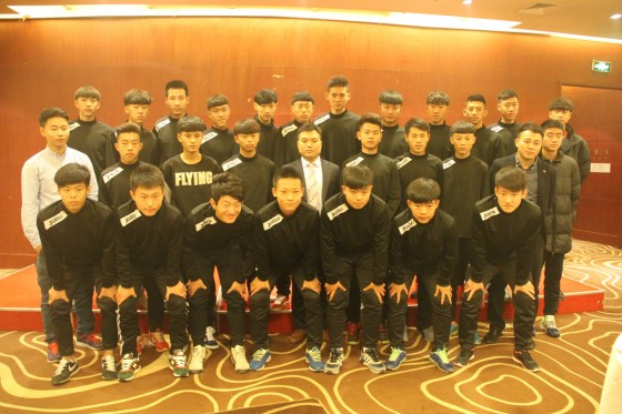 华夏幸福收购27名小球员 梯队再添新生力量