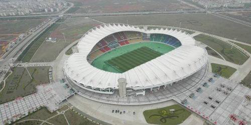 武汉体育中心,图片来自网络