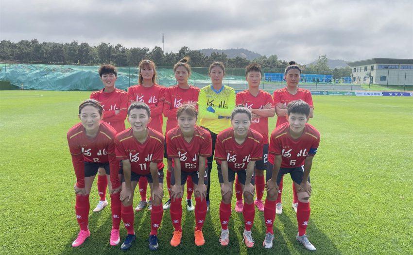 全运会|河北女足2-1胜重庆